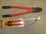 Cable cutters, S- Hook Tool , Hand swager