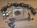Coyote Trapping Package Bridger #3 coilspring Fox Coyote Raccoon trapping