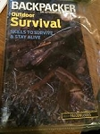 Outdoor Survival skills to survive & stay alive backpacker