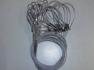 Small game survival snares