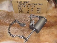 BRIDGER T-3 DOGPROOF RACCOON TRAP